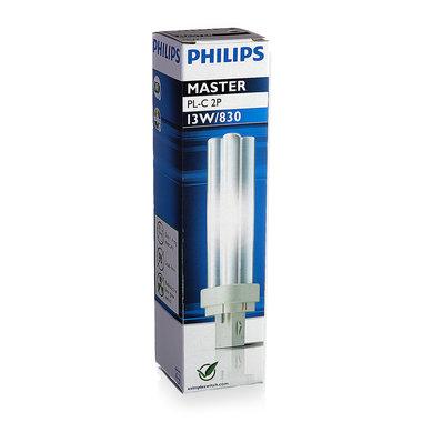 PL-C lamp 2 pins 13W kleur 830