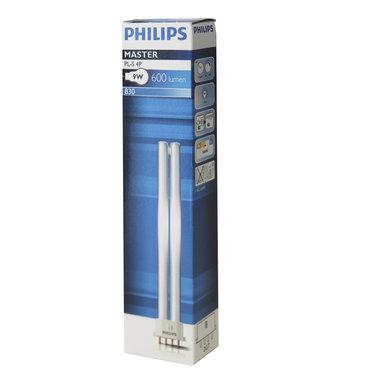 PL-S lamp 4 pins 9W kleur 830