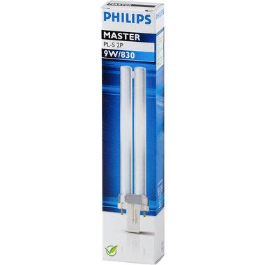 PL-S lamp 2 pins 9W kleur 830