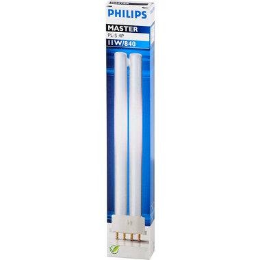PL-S lamp 4 pins 11W kleur 840