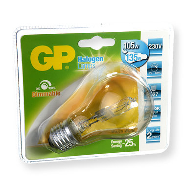 halogeenlamp E27 116W 1900Lm classic