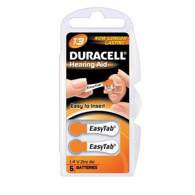 knoopcel zinc air oranje