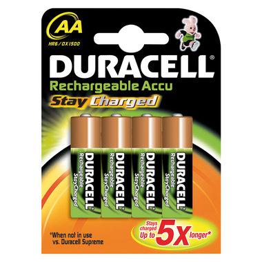 oplaadbare batterij NiMH AA A4 2100mAh