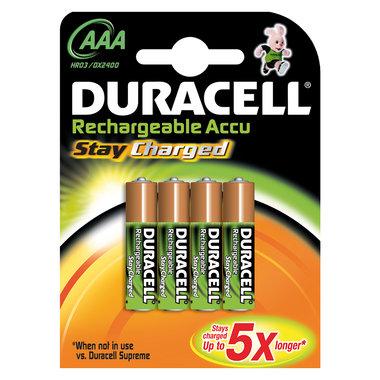 oplaadbare batterij NiMH AAA A4 800mAh