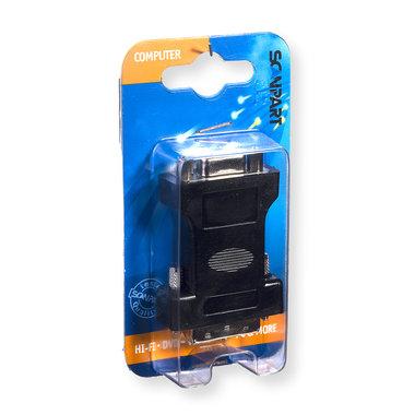 adapter VGA(F)-24+5pDVI-I(M)
