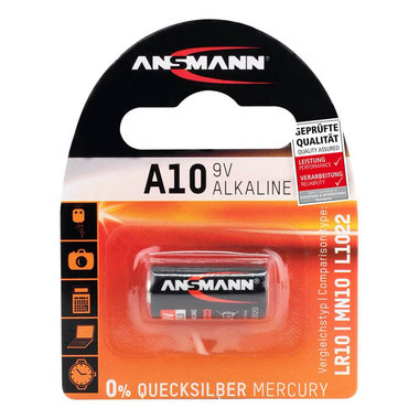 batterij alkaline 9V