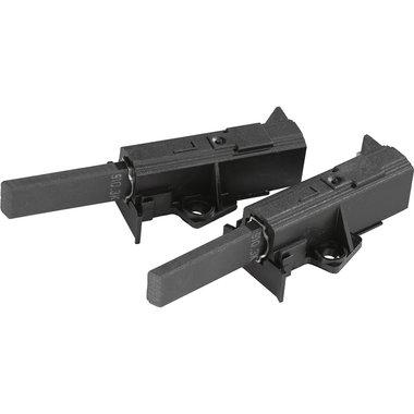 koolborstel 12,4x5x35mm +houder L (PER SET)