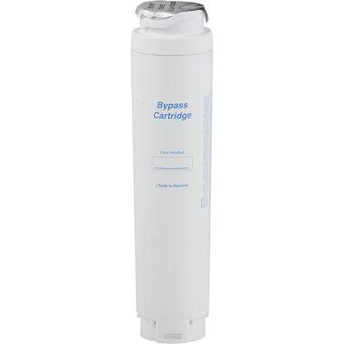 waterfilter intern Bypass (filtert niet)