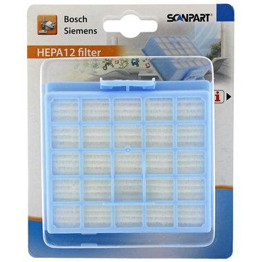 HEPAfilter H12 (niet uitwasbaar)