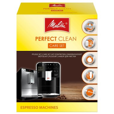 onderhoudsset espressomachines Perfect Clean