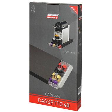 CAPstore Casetto capsule houder Nespresso A40