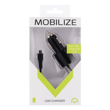 autolader micro USB 4200mA + extra USB