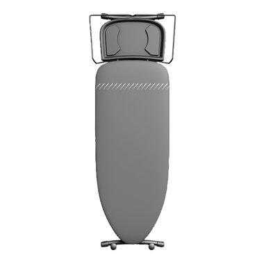 strijkplank Plus 125x42cm grijs