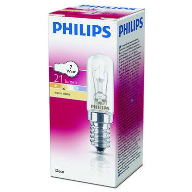 buislamp E14 7W helder