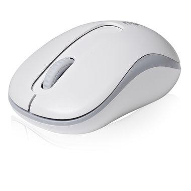 draadloze optische muis wit