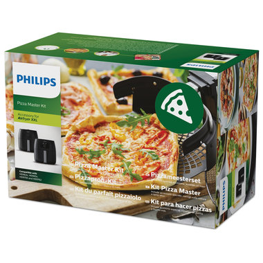 Airfryer pizza meester set