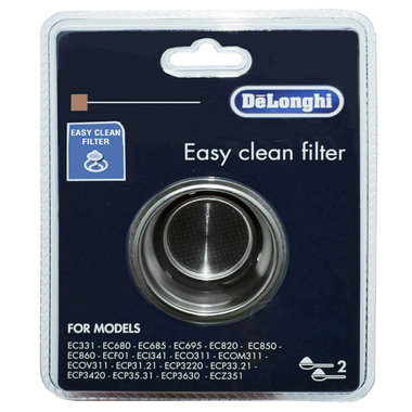 2-kops easy clean filter