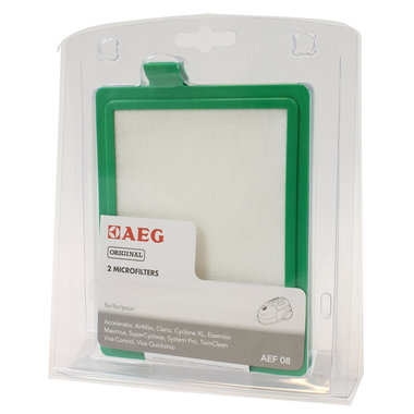 AFS microfilter met frame 2st.