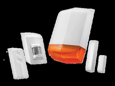 Klik-aan Klik-uit Alset-2000 alarmsysteem