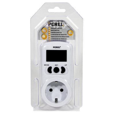 energieverbruiksmeter 230V 1600mAh