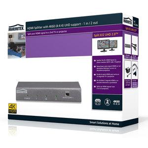 HDMI splitter UHD 2.0